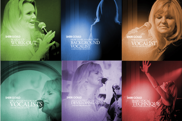 sheri gould 6 dvd