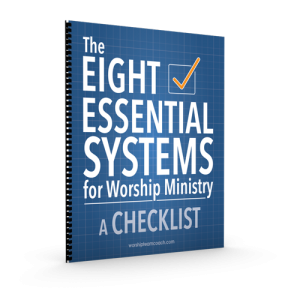 Eight Essential Systems Checklist