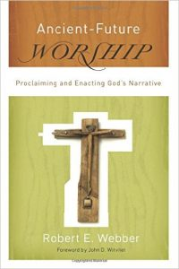 ancient worship book cover