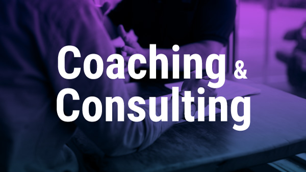 Coaching & Consulting Services