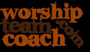 Worship Team Coach Logo