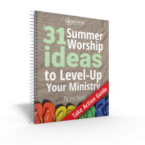 31 Summer Worship Ideas Guidebook