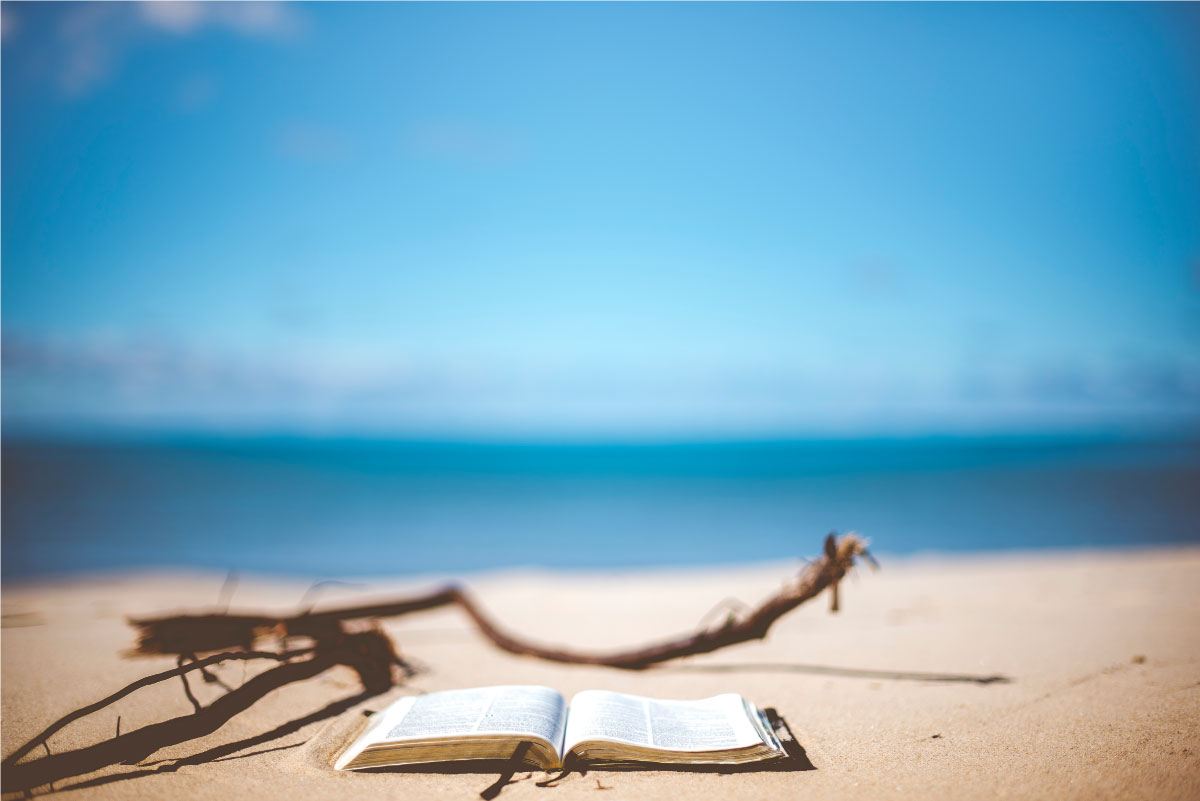 beach bible