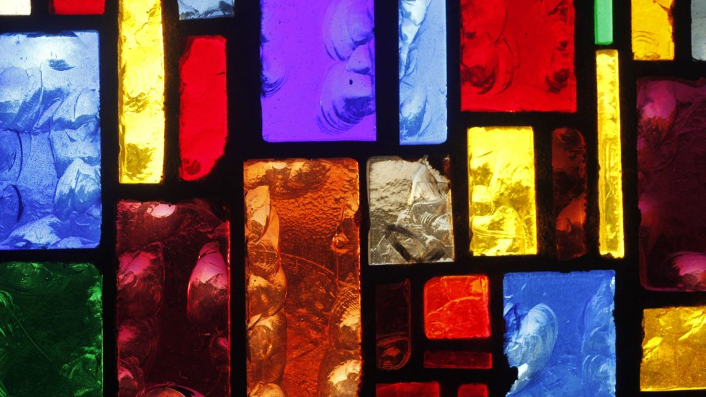 stained glass backgroun